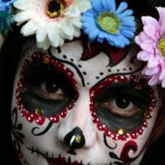 Generic placeholder imageDay of the Dead - Halloween