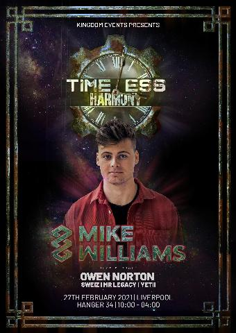 Timeless Harmony Presents: Mike Williams
