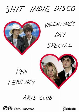 Generic placeholder imageShit Indie Disco Valentines Day Special