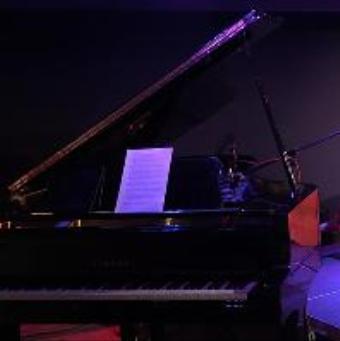 Generic placeholder imageJanet's Jazz Night - Charles Alexander, April Ho