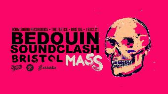Bedouin Soundclash: Mass Tour