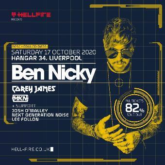 Hellfire presents Ben Nicky