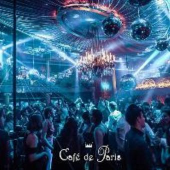 Generic placeholder imageSpeed Dating & Club Entry @ Cafe De Paris (Ages 23-35)
