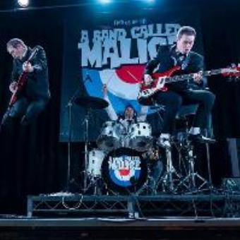Generic placeholder imageA Band Called Malice Tribute to The Jam return to O'Rileys Hull