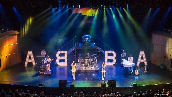 Generic placeholder imageABBA Gold The Concert - Christmas Extr-ABBA-ganza