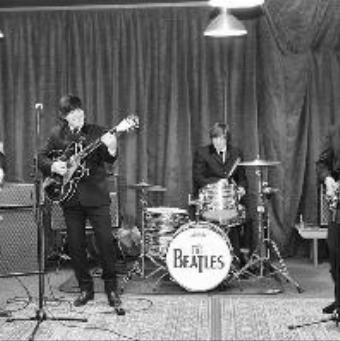 With The Beatles - Beatles Tribute