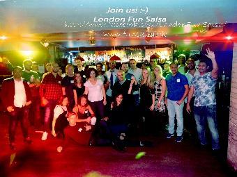 Generic placeholder imageMonday Salsa& Bachata social night (Beginner&improver classes)