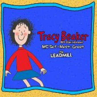 Generic placeholder imageTracy Beaker MC Set