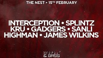 Generic placeholder imageWobble&Bass Resident Takeover - Valentine Special!