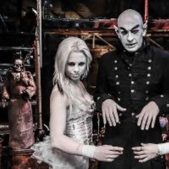 Generic placeholder imagecircus of Horrors Psycho Asylum