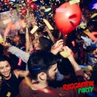 Generic placeholder imageReggaeton Party - Oxford