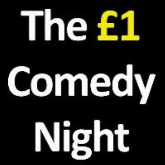 Generic placeholder imageThe £1 Comedy Night presented by NCF Comedy