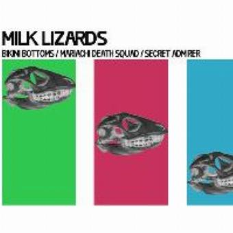 Generic placeholder imageThe Milk Lizards and Friends