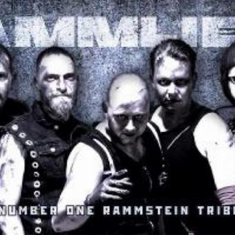 Generic placeholder imageRammlied The UK's number one Rammstein trib plus Phantom Lords