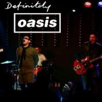 Generic placeholder imageDefinitely Oasis Live in Sheffield