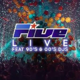 Generic placeholder imageThe Grand Goes Pop! Presents 5ive LIVE at The Grand