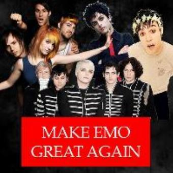 Make Emo Great Again - Oxford