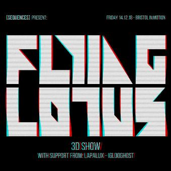 Generic placeholder imageIn:Motion / Flying Lotus [3D show]