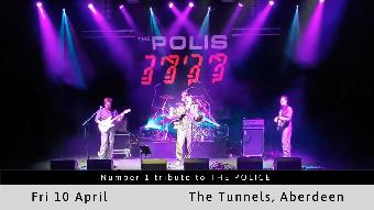 Generic placeholder imageTHE POLICE - performed by The Polis (Tribute Show)
