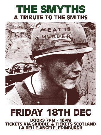 Generic placeholder imageThe Smyths: Meat is Murder Tour