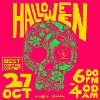 graveyard disco : halloween special