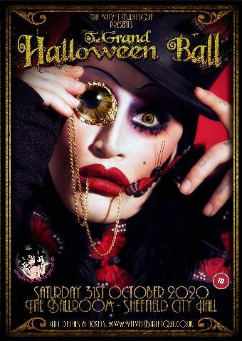 Generic placeholder imageThe Grand Halloween Ball