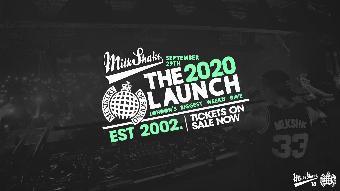 Generic placeholder imageMinistry of Sound, Milkshake - Freshers 2020 Launch