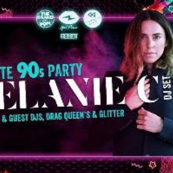 Generic placeholder imageMELANIE C DJ SET: AN ULTIMATE 90S PARTY + 90S & 00S DJS