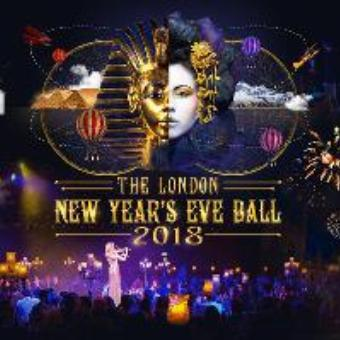 Generic placeholder imageThe 2018 London New Year's Eve Ball