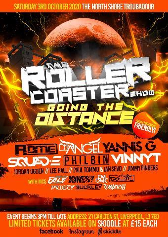 Generic placeholder imageThe Roller Coaster Show - Goin The Distance