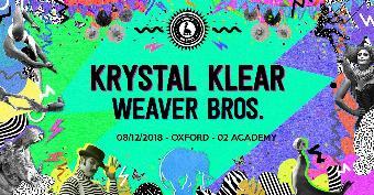 Generic placeholder imageCirque Du Soul : Oxford // Krystal Klear, Weaver Bros & More!