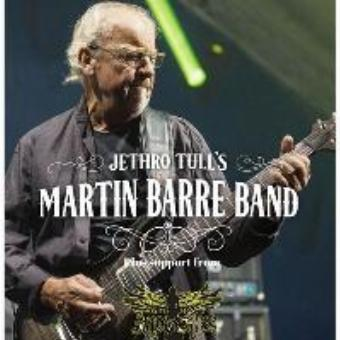 Generic placeholder imageMartin Barre & supports