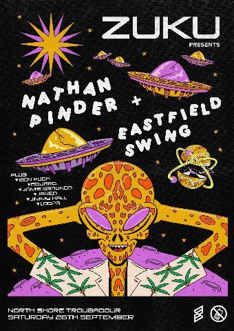 Generic placeholder imageZUKU - Nathan Pinder & Eastfield Swing (5.5)