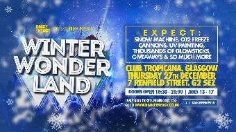 Generic placeholder imagedance energy u18's present's winter wonderland
