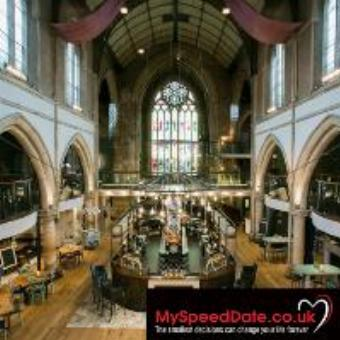 Generic placeholder imageSpeed dating Nottingham, ages 22-34 (guideline only