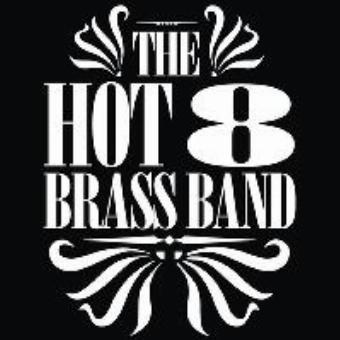Generic placeholder imageHot 8 Brass Band