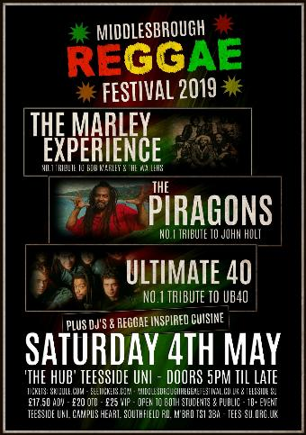 Generic placeholder imageMiddlesbrough Reggae Festival 2019