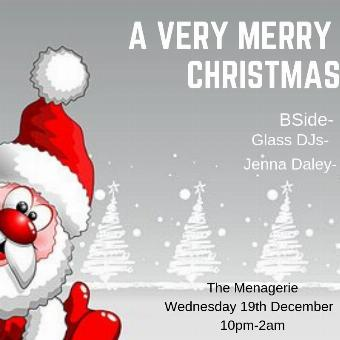 Generic placeholder imageA Very Merry Christmas w/ B-side, Glass & Jenna Daley