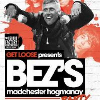 Generic placeholder imageGet Loose - Bez's Madchester Hogmanay Party