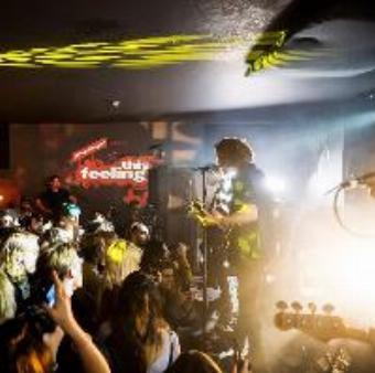The Velvet Hands - Sheffield *Rescheduled*