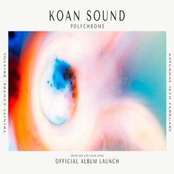 Generic placeholder imageKoan Sound: Polychrome Official Album Launch