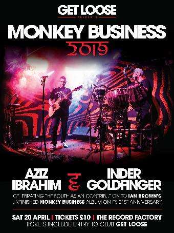 Generic placeholder imageGet Loose presents Monkey Business 2019