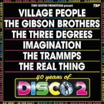 Generic placeholder image40 Years of disco 2