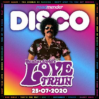Generic placeholder imageBrutus Golds Love Train, The Ultimate Disco Party