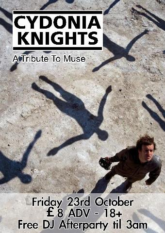 Cydonia Knights: Muse Tribute