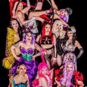 Generic placeholder imageThe Scarlet Vixens Present Purple Peep Show