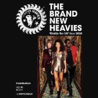 Generic placeholder imageThe Brand New Heavies