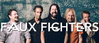 Faux Fighters - Foo Fighters Tribute