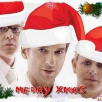 Generic placeholder imageMusic for the Christmasses (Depeche Mode Party)