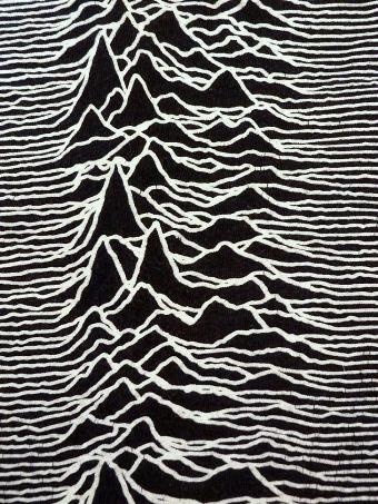 Generic placeholder imageUnknown Pleasures ( For Fans of Joy Division / New Order )